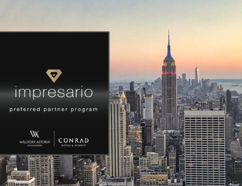 Impresario – Hiltons Luxury Brands