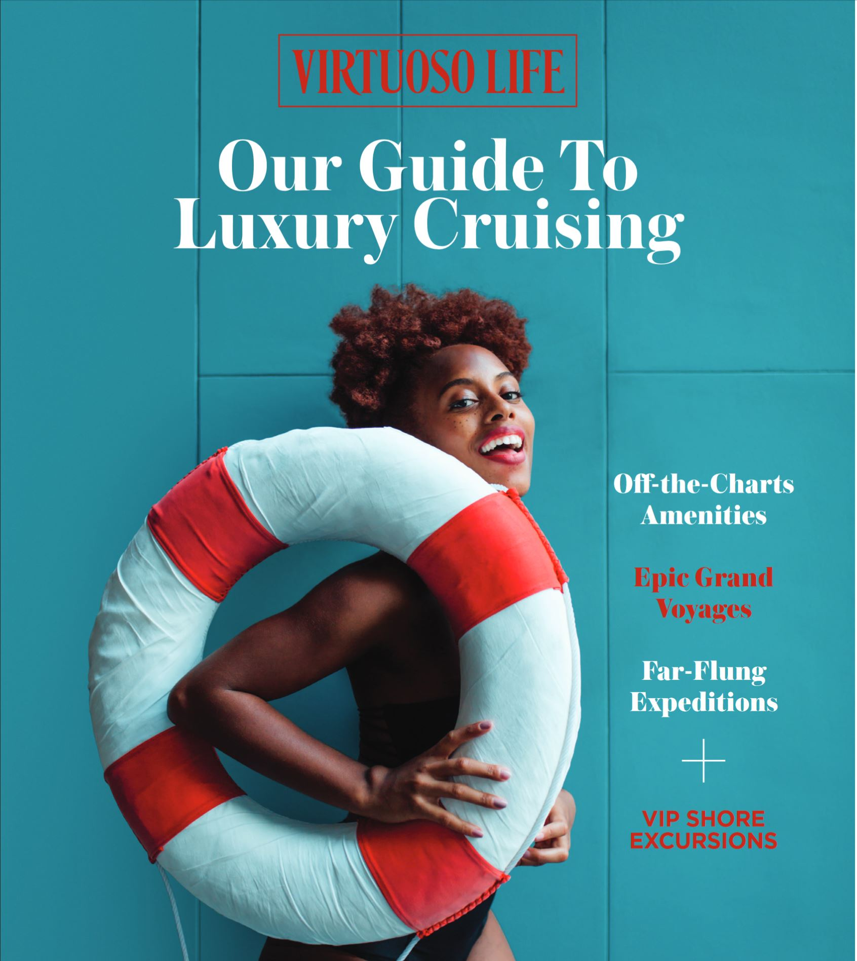 Guide To Luxury Cruising
